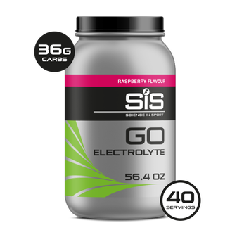 GO Electrolyte 56.4oz Raspberry
