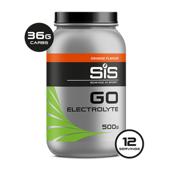 GO Electrolyte Powder 500g