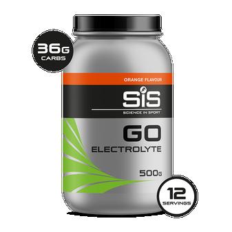 GO Elektrolyt 500g - Orange