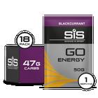 SiS GO Energy Sachets 50g 18 Pack Blackcurrant