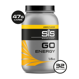 GO Energy Powder - 1.6kg