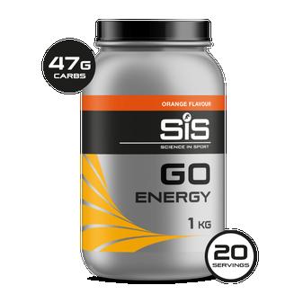 GO Energy - 1Kg Arancia