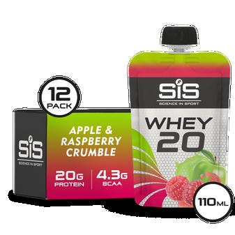 WHEY20 - 12 Pack - Apple & Raspberry Crumble