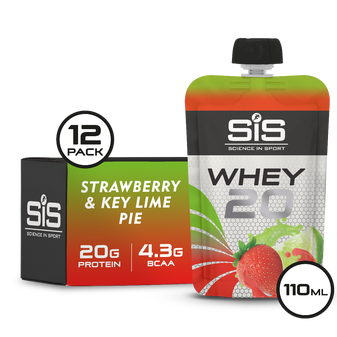 WHEY20 - 12 Pack - Strawberry & Key Lime Pie