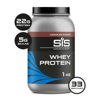 Whey Protein Powder - 1kg Cioccolato