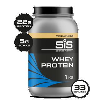 SiS Whey Protein 1kg Vanilla