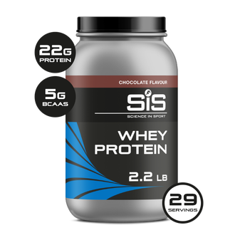 Whey Protein Powder 2.2lb - Chocolate