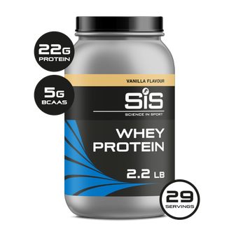 Whey Protein Powder 2.2lb - Vanilla
