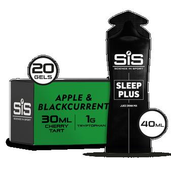 Box of SiS Sleep Plus juice drink mix