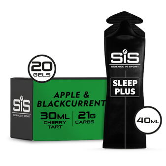 SiS Sleep Plus Juice Manzana y grosella negra - Paquete de 20
