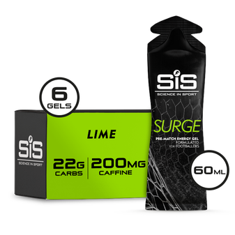 Surge Pre-Match Gel - 6 Pack