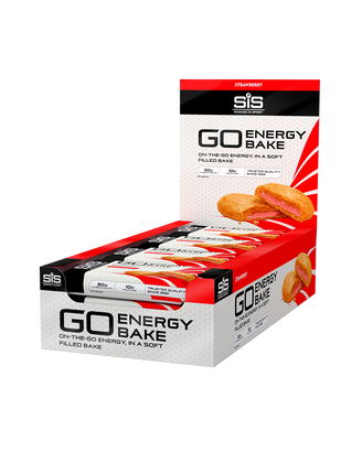 GO Energy Bakes - 12 Pack