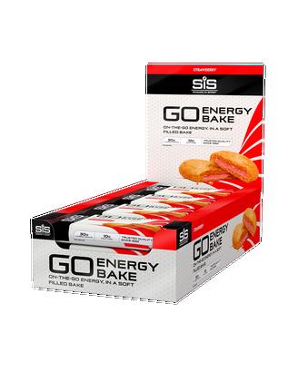 SiS GO Energy Bakes - 12 Pack
