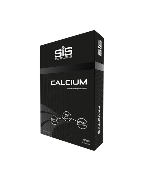 SiS Calcium 500mg (with Vitamin D) - 90 Tablets