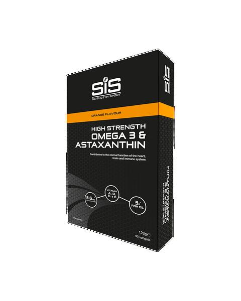 High Strength Omega 3 + Astaxanthin Capsule (Arancia)