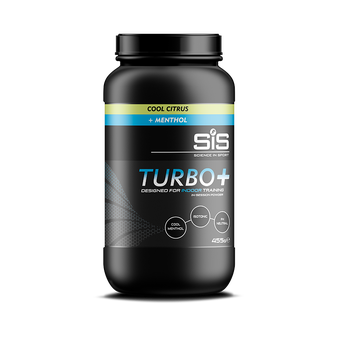 SiS Turbo+ Powder 455g - (Cool Citrus)