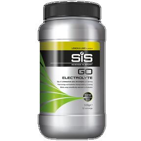 GO Electrolyte - 500g (Lemon & lime)