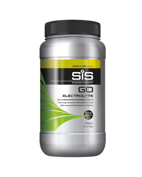 SiS GO Electrolyte - Lemon & Lime 500g
