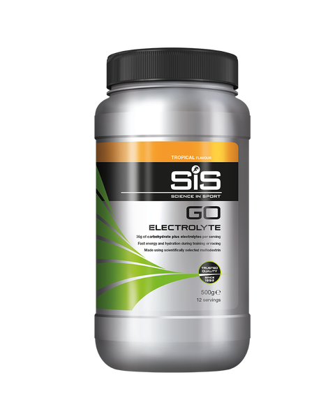 GO Electrolyte - 500g (Tropical)