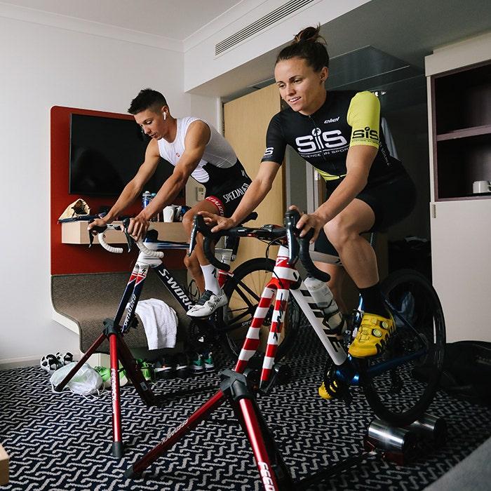 Indoor Training Hub Website Nurtition for indoor training