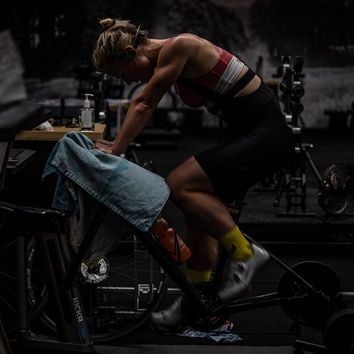 TOP TIPS FOR INDOOR CYCLING