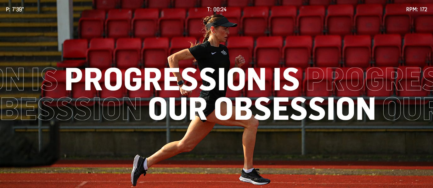 PROGRESSION IS OUR OBSESSION