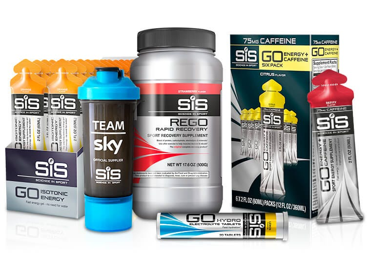 SiS Bundles - Gels, Tablets, Powders & Bottles