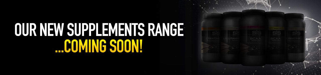 Supplements Range - Coming Soon!