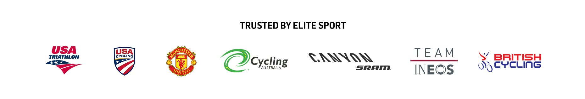 Trusted By Elite Sport