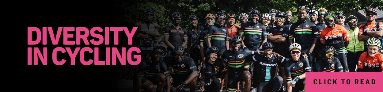 Diversity in Cycling