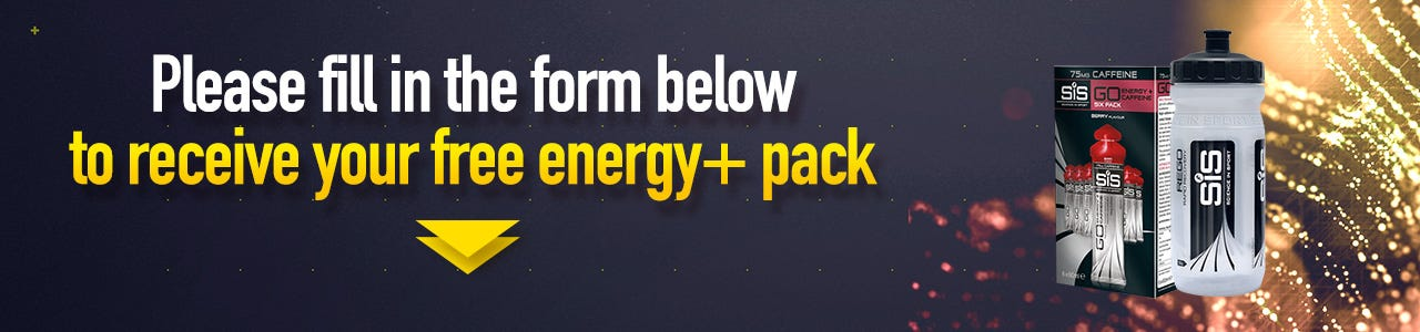 Sign Up for your Free Energy+ Pack