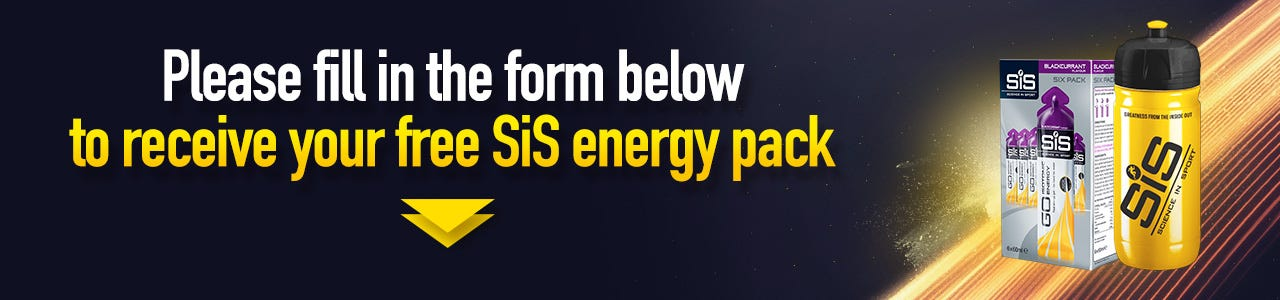Sign Up for your Free Energy Pack