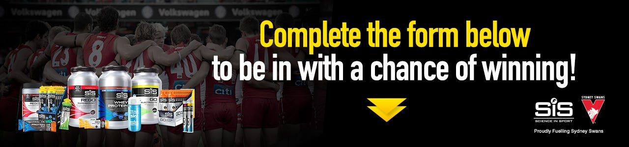 VIP Sydney Swans Competition